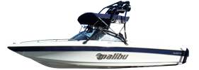 Sunsetter 21 Malibu Boat Covers | Custom Sunbrella® Malibu Covers | Cover World