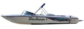 Tantrum (All Years) Malibu Boat Covers