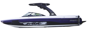 V-Ride 21 Malibu Boat Covers | Custom Sunbrella® Malibu Covers | Cover World
