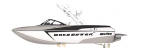 Wakesetter 20 VTX Malibu Boat Covers | Custom Sunbrella® Malibu Covers | Cover World