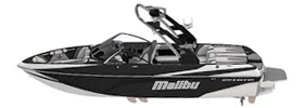 Wakesetter 21 VLX Malibu Boat Covers | Custom Sunbrella® Malibu Covers | Cover World