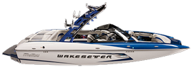 Wakesetter 21 Malibu Boat Covers | Custom Sunbrella® Malibu Covers | Cover World