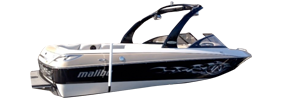 Wakesetter 23 XTI Malibu Boat Covers | Custom Sunbrella® Malibu Covers | Cover World