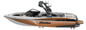 Wakesetter 25 LSV Malibu Boat Covers | Custom Sunbrella® Malibu Covers | Cover World