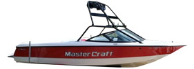 Comp Ski-19 (All Years) Mastercraft Boat Covers