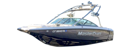 Maristar 200 SS Sterndrive Mastercraft Boat Covers | Custom Sunbrella® Mastercraft Covers | Cover World