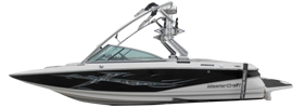 Maristar 200 Sterndrive Mastercraft Boat Covers | Custom Sunbrella® Mastercraft Covers | Cover World