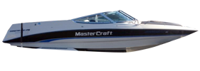 Maristar 200 V Sterndrive Mastercraft Boat Covers | Custom Sunbrella® Mastercraft Covers | Cover World
