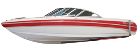 Maristar 215 V Sterndrive Mastercraft Boat Covers | Custom Sunbrella® Mastercraft Covers | Cover World