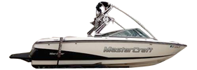 Maristar 215 VRS Sterndrive Mastercraft Boat Covers | Custom Sunbrella® Mastercraft Covers | Cover World
