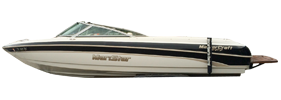 Maristar 230 VRS Sterndrive Mastercraft Boat Covers | Custom Sunbrella® Mastercraft Covers | Cover World