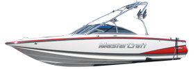 Maristar 245 V Sterndrive Mastercraft Boat Covers | Custom Sunbrella® Mastercraft Covers | Cover World