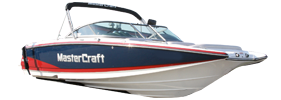 Maristar 245 VRS Sterndrive Mastercraft Boat Covers | Custom Sunbrella® Mastercraft Covers | Cover World