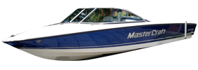 Pro Star 190 Sterndrive Mastercraft Boat Covers | Custom Sunbrella® Mastercraft Covers | Cover World