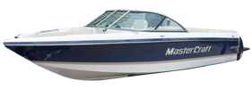 Pro Star 205V Sterndrive Mastercraft Boat Covers | Custom Sunbrella® Mastercraft Covers | Cover World