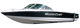 Pro Star 209 Sterndrive Mastercraft Boat Covers | Custom Sunbrella® Mastercraft Covers | Cover World