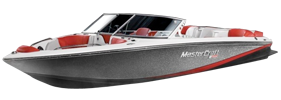 Pro Star 214V Sterndrive Mastercraft Boat Covers | Custom Sunbrella® Mastercraft Covers | Cover World