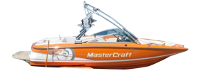 Saltwater SS 200 Sterndrive Mastercraft Boat Covers | Custom Sunbrella® Mastercraft Covers | Cover World