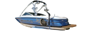 Saltwater SS X15 Sterndrive Mastercraft Boat Covers | Custom Sunbrella® Mastercraft Covers | Cover World