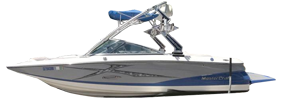 Saltwater SS X2 Sterndrive Mastercraft Boat Covers | Custom Sunbrella® Mastercraft Covers | Cover World