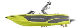 X-23 Mastercraft Boat Covers