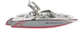 X-35 Mastercraft Boat Covers