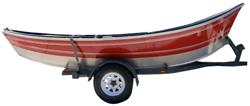 Drift Boat Motorless Boat Covers