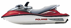 MSX 140 Polaris Jet Ski Covers | Custom Sunbrella® Polaris Covers | Cover World