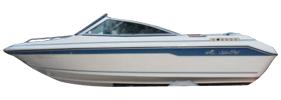 160 Bow Rider Sea Ray Boat Covers