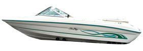 180 Bow Rider Sterndrive Sea Ray Boat Covers | Custom Sunbrella® Sea Ray Covers | Cover World