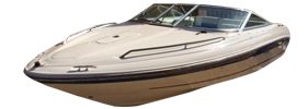 180 Closed Bow Sterndrive Sea Ray Boat Covers | Custom Sunbrella® Sea Ray Covers | Cover World