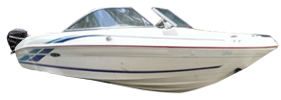 180 Dual Console Outboard Sea Ray Boat Covers | Custom Sunbrella® Sea Ray Covers | Cover World