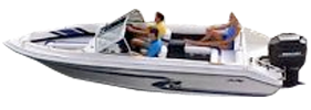 180 Ski Ray Outboard Sea Ray Boat Covers | Custom Sunbrella® Sea Ray Covers | Cover World