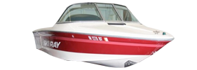 185 Spitfire Sea Ray Boat Covers | Custom Sunbrella® Sea Ray Covers | Cover World