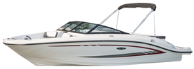 19 SPX Sterndrive Sea Ray Boat Covers | Custom Sunbrella® Sea Ray Covers | Cover World