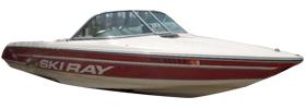 190 Ski Ray Sea Ray Boat Covers