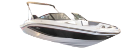 190 SPX Outboard Sea Ray Boat Covers | Custom Sunbrella® Sea Ray Covers | Cover World
