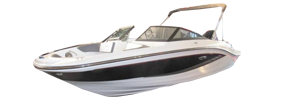 190 SPX Sterndrive Sea Ray Boat Covers | Custom Sunbrella® Sea Ray Covers | Cover World