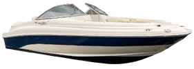 190 Sundeck Sea Ray Boat Covers | Custom Sunbrella® Sea Ray Covers | Cover World