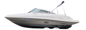 200 Sundeck Sea Ray Boat Covers
