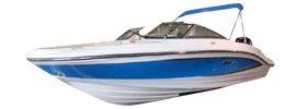 210 SPX Outboard Sea Ray Boat Covers | Custom Sunbrella® Sea Ray Covers | Cover World