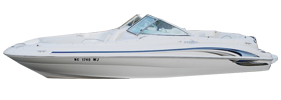 210 Sundeck Sea Ray Boat Covers | Custom Sunbrella® Sea Ray Covers | Cover World