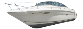 215 Weekender Sea Ray Boat Covers | Custom Sunbrella® Sea Ray Covers | Cover World