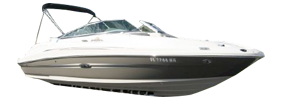 220 Sundeck Sterndrive Sea Ray Boat Covers | Custom Sunbrella® Sea Ray Covers | Cover World