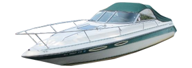 230 Cuddy Cabin Sea Ray Boat Covers | Custom Sunbrella® Sea Ray Covers | Cover World