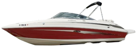 230 Sundeck Sea Ray Boat Covers