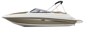 240 Sundeck Sterndrive Sea Ray Boat Covers | Custom Sunbrella® Sea Ray Covers | Cover World