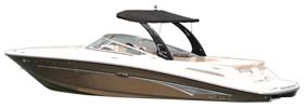 250 SLX Sea Ray Boat Covers