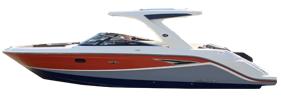 310 SLX Sea Ray Boat Covers