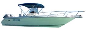 Laguna 24 Sea Ray Boat Covers